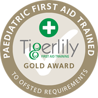 Tigerlily Gold Accreditation