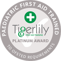 Tigerlily Platinum Accreditation