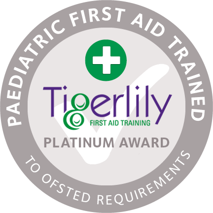 Tigerlily Accrediation Platinum Award
