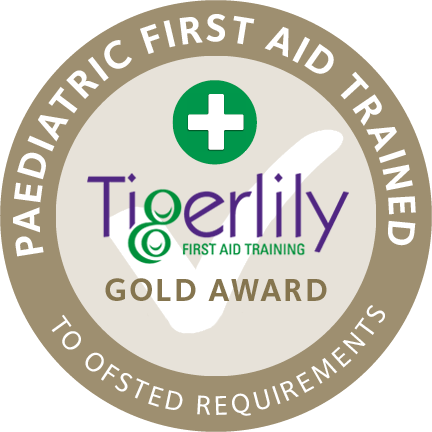 Tigerlily Accrediation Gold Award