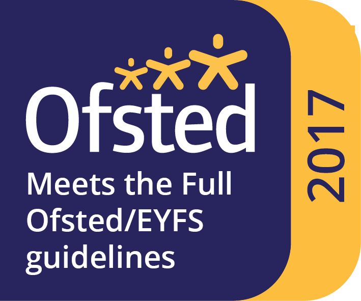 Meets Ofsted EYFS guidelines